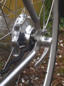 Silver Rohloff on Rodriguez Closeup