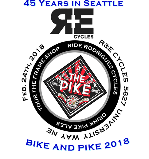 Seattle Bike and Pike Expo Logo