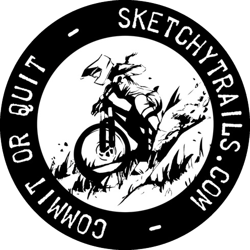 Sketchy Trails Logo