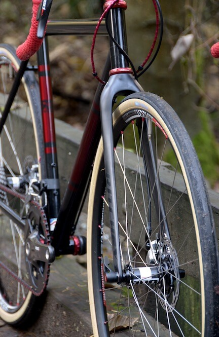 Lightest Road Bike >> Custom Bicycles With Disc Brakes From Rodriguez Lighter Than