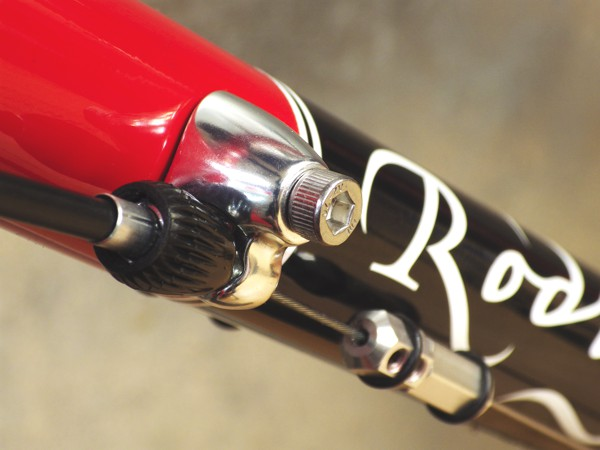Removable cable adjusters for travel bicycles