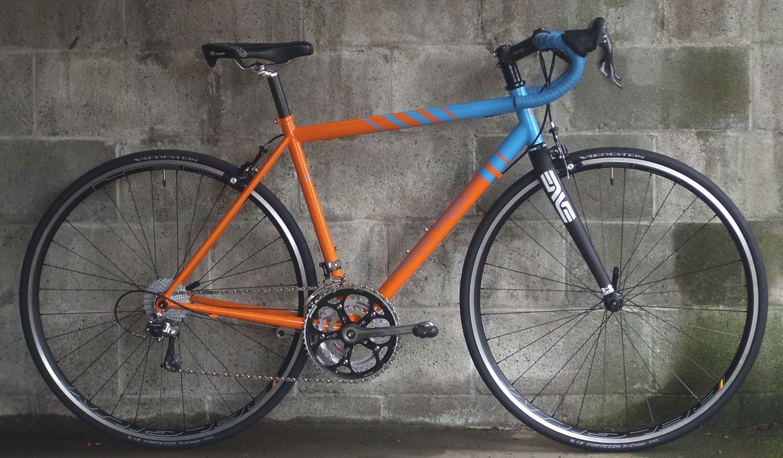 Bicycle Paint Job Ideas