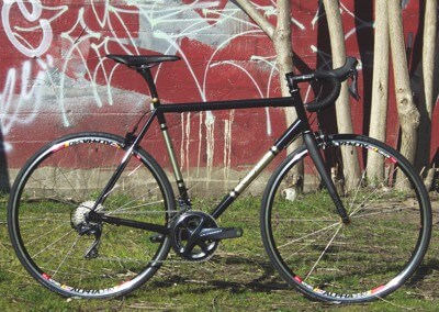 Rodriguez Custom Race Bike with Shimano Ultegra Group