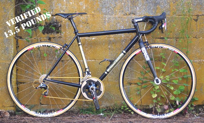 Custom Racing Bikes | Rodriguez Bicycles | The Steel Rodriguez Outlaw