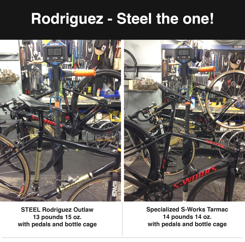 Steel vs. carbon fiber, which is the lightest and best material for ...