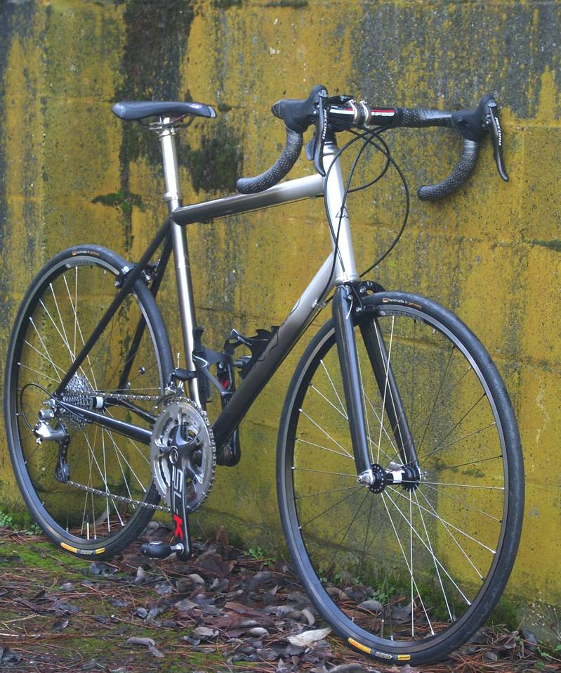 Bicycle painting and re-painting services from Rodriguez Bicycles