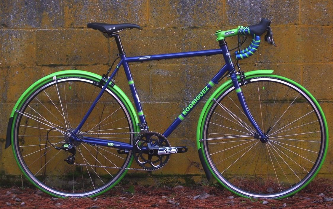 Seattle Seahawks Bicycle
