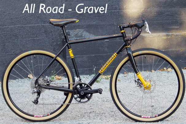 Custom Disc Brake Road Bikes