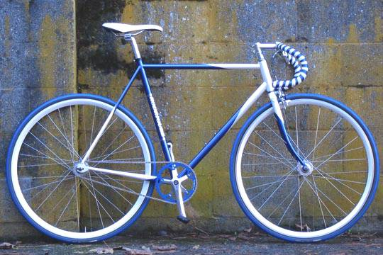 Track/Fixed Gear Bike Frames