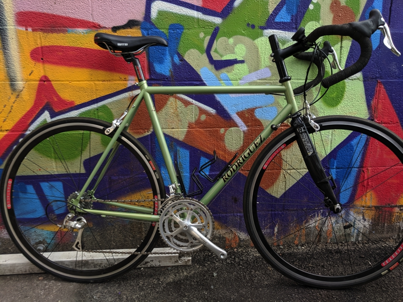 Rodriguez Closeout and Used Bicycle Specials!