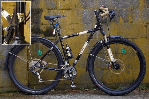 Guinness Extra Stout Custom Bicycle