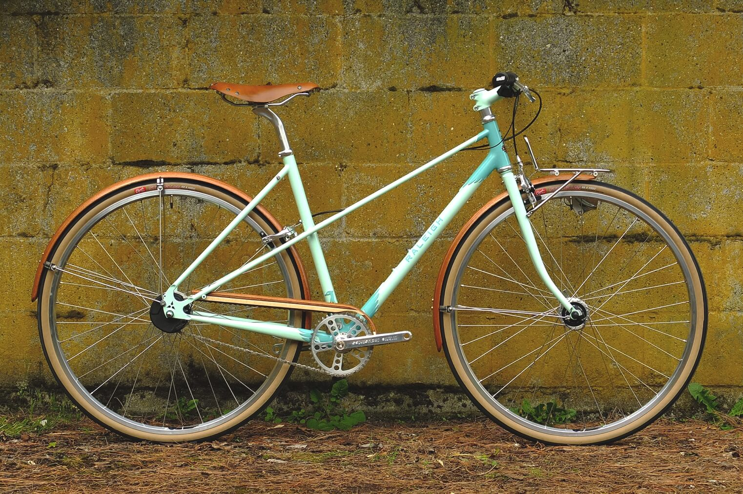 Raleigh Azuba Bicycle by Rodriguez